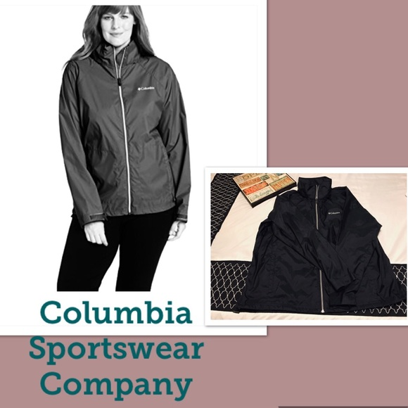 e7a5a92b12347 Columbia Jackets   Blazers - Columbia Women s Plus-Size Switchback II Jacket